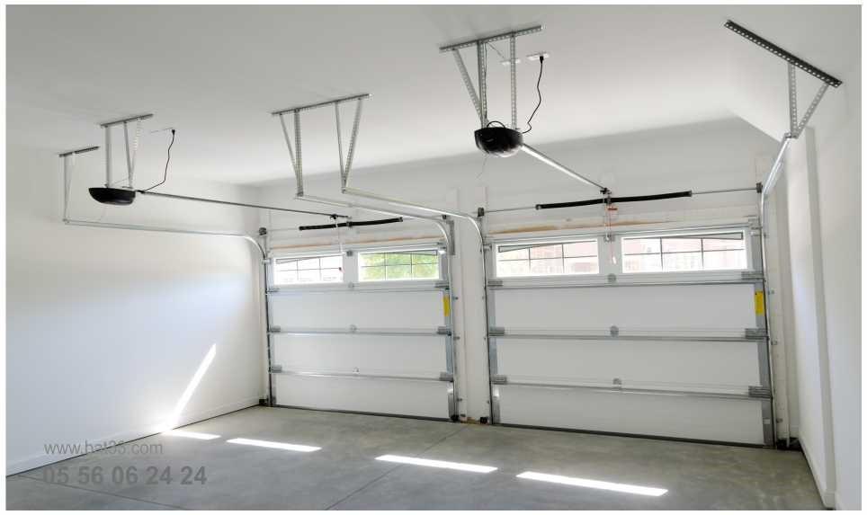 Motorisation porte de garage bordeaux installation moteur for Motorisation porte de garage novoferm prix